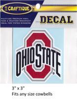 Ohio State Buckeyes Decal