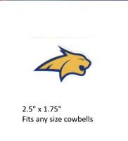 Montana State Bobcats Decal