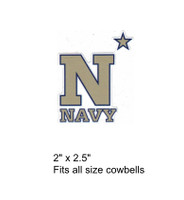 Navy Midshipmen Decal