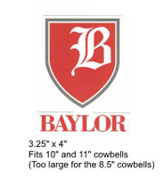 Baylor School decal