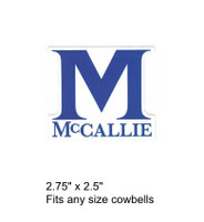 McCallie High School decal