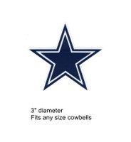 Dallas Cowboys decal