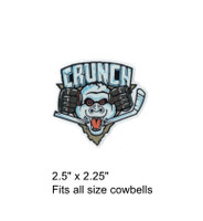 Syracuse Crunch decal (2)