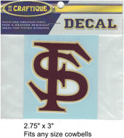 "Florida State Seminoles Decal (2.5"")"