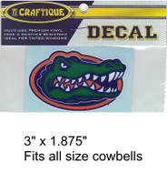 Florida Gators Decal (2)