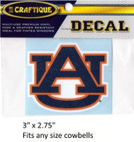 Auburn Tigers Decal