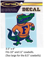 Florida Gators Decal (1)