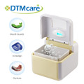 Denture/Toothbrush Cleaner (Yellow) -- UV Ultrasonic Sterilization
