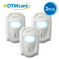 (3 Pack) Anion Air Purifier with LED night light