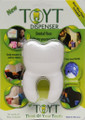 TOYT Dental Floss Dispenser in White