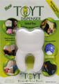 TOYT Dental Floss Dispenser in White