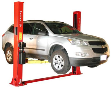Baseplate Auto Lifts