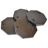 Octagon Lift Pad Set of 4