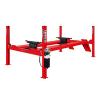 Forward® CR14 Certified 4-Post Alignment Lift Combo W-7