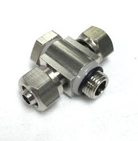 Weaver Banjo Bolt for Double 6mm Hoses
