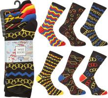 Ayra Wizz Mens Socks, size 6/11