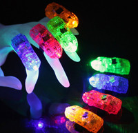 100 LED Car Finger Lites