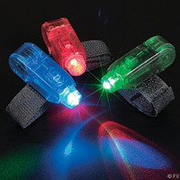 Premium LED Finger Lites x 100