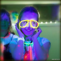 40 Glowstick Glasses