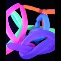 25 pack UV Neon Modelling Balloons