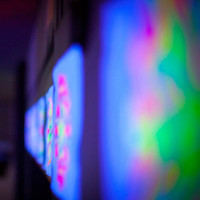 500ml UV Neon Poster Paint