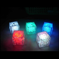 4 Pack Multi-Function LED Ice Cubes