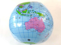 12x Inflatable Globe