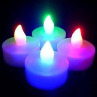 20 LED Tea Light Candles