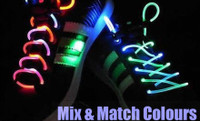 LED Shoelaces Pair