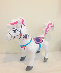 12x Inflatable Princess Horse