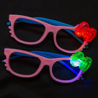 24 LED Flashing Sunglasses