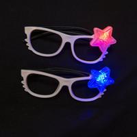 24 LED Flashing Sunglasses