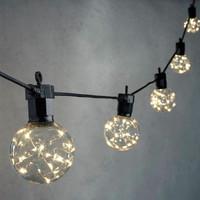 5m LED Seed Twinkle Festoon Lights