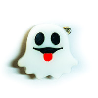 Flashing Ghost Badge