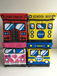 Kids Foldable Storage Seat Box