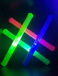 20 Light Up Wands *New*