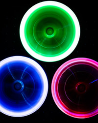 48 x LED Spinners