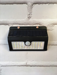 Solar Motion Sensor Light - 45 LED's