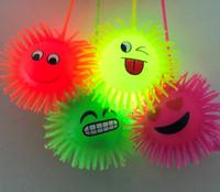 24 Flashing Emoji Puffer Balls *NEW*