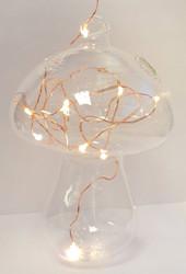 Glass Terrarium - Mushroom