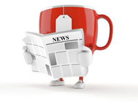 Bev's news blog
