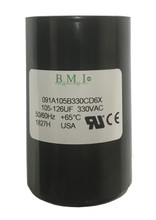 U17-1430R 105-126UF Capacitor, 330V with resistor