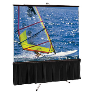 106-inch-portable-projection-screen-with-skirt-for-rent