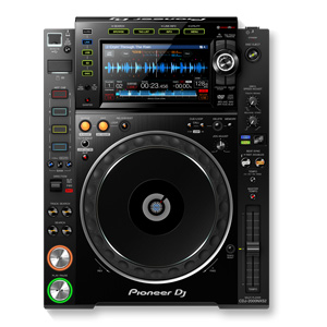 Pioneer cdj-2000nxs2-dj-media-player-rental Chicago