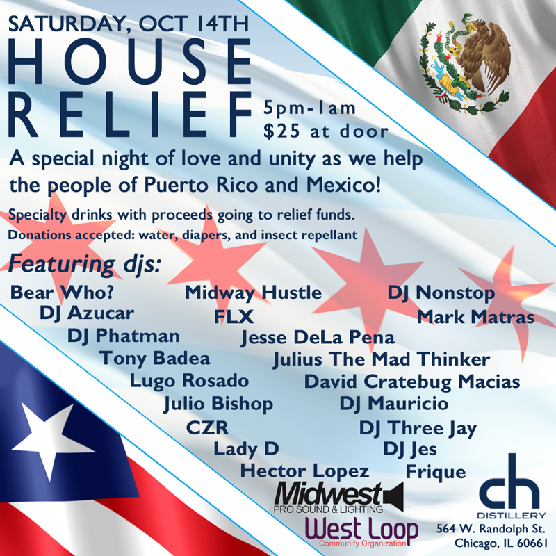 relief funds for mexico and puerto rico oct 14th 2017 midwest