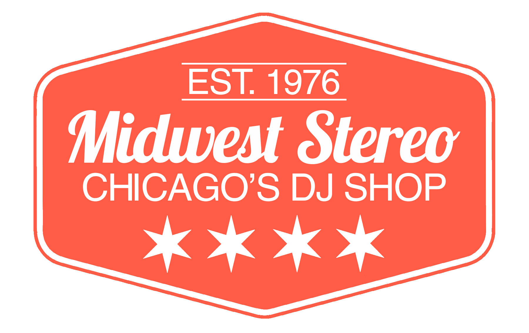 Midwest Stereo Logo