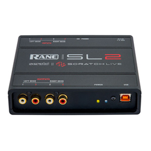 rent the Rane Serato SL2 Chicago