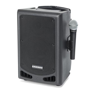 rental-portable-pa-with-mic-chicago-audio-speaker-rental-samson-expedition-xp108w