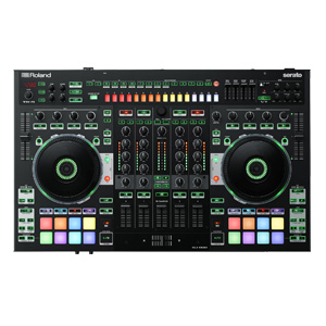 Rent the Roland DJ 808 Controller