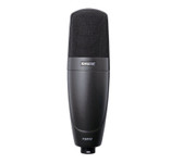 Shure KSM32/CG Charcoal Gray, w/Swivel Mount and Carrying Case